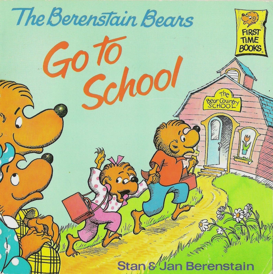 The Berenstain Bears (series), by Stan & Jan Berenstain.                                                                                                                            Each tale about this family of bears packs in a lesson about morality or health.                                                                                                                            Buy now: The Berenstain Bears (series)