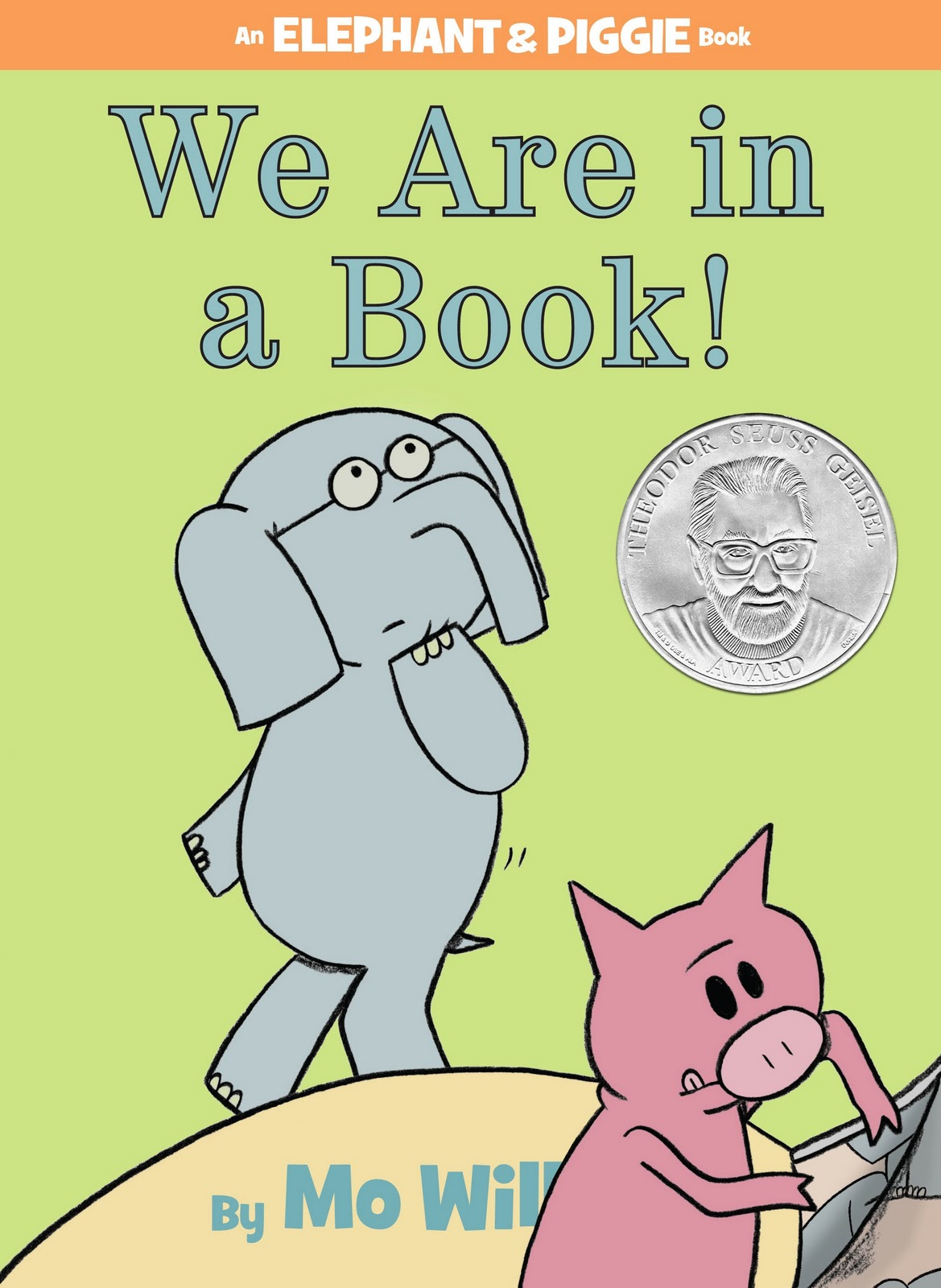Elephant and Piggie (series), by Mo Willems.                                                                                                                            Two best friends learn all kind of lessons in this series of low-stakes moral dilemmas.                                                                                                                            Buy now: Elephant and Piggie (series)