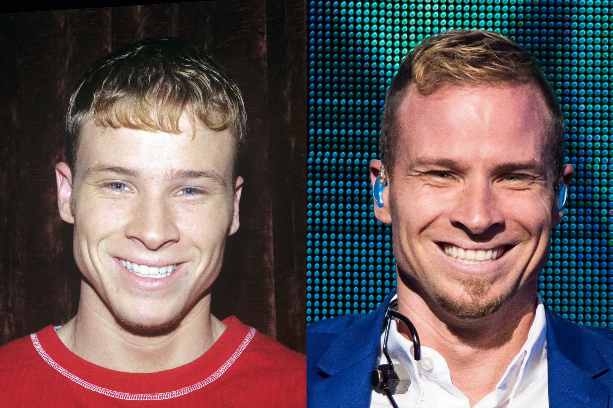 <strong>Brian Littrell (Backstreet Boys)</strong>