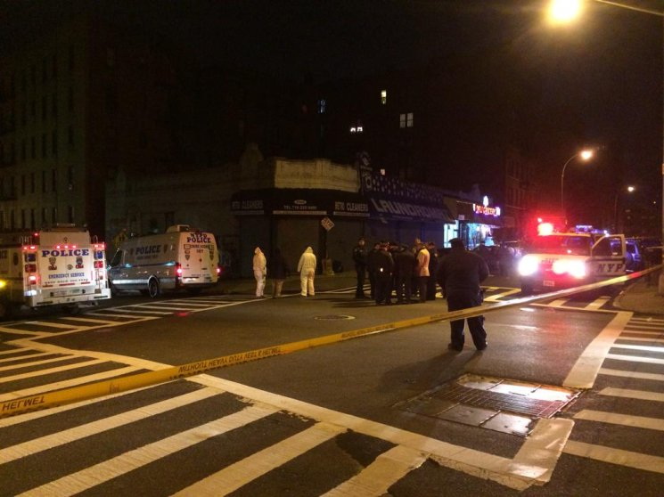 Bronx NYPD Officer Shot