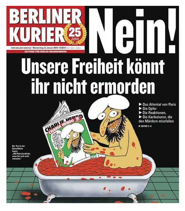 <i>Berliner Kurier</i>, Germany
