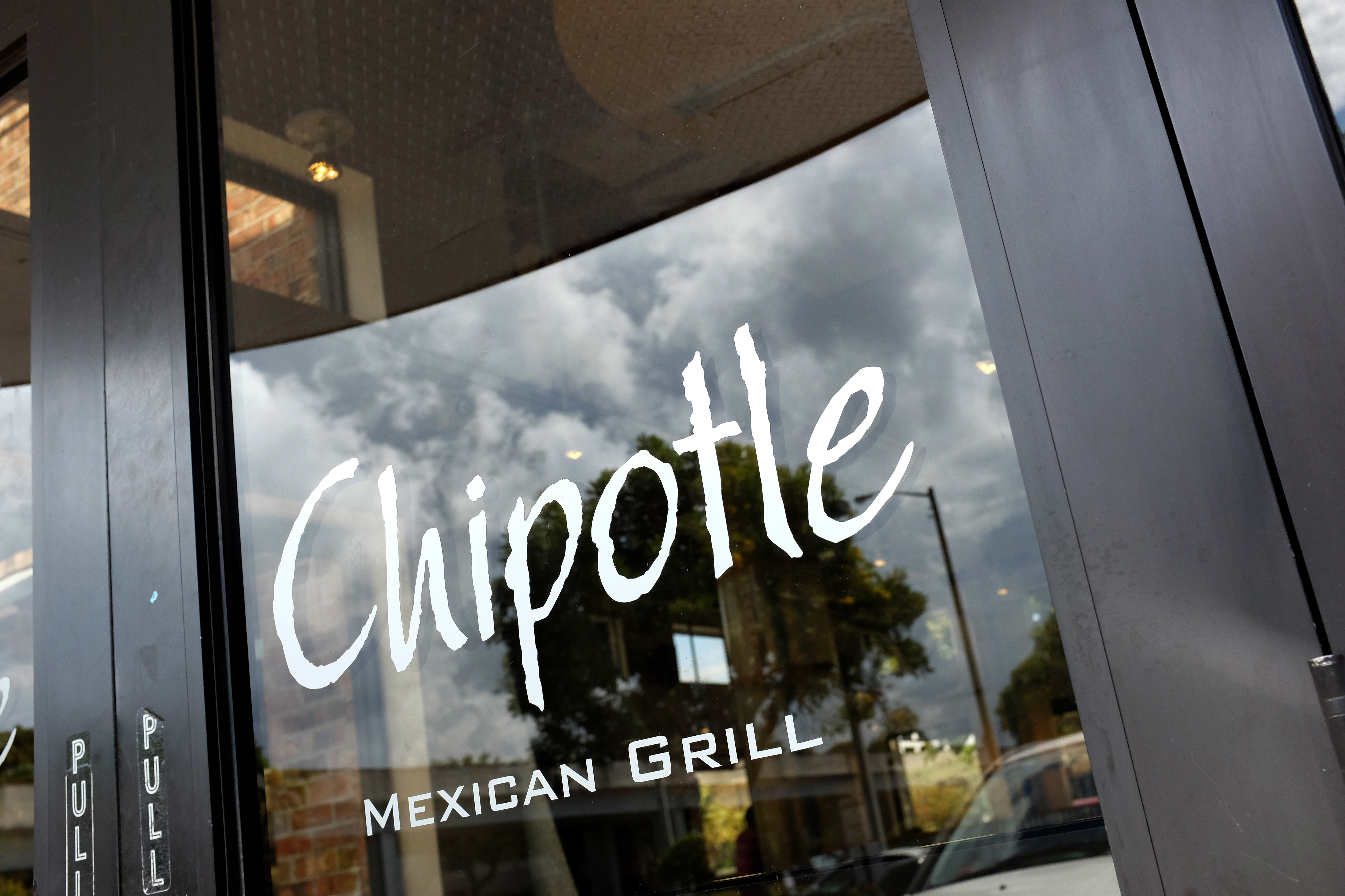 A Chipotle restaurant is seen on March 5, 2014 in Miami, Florida.