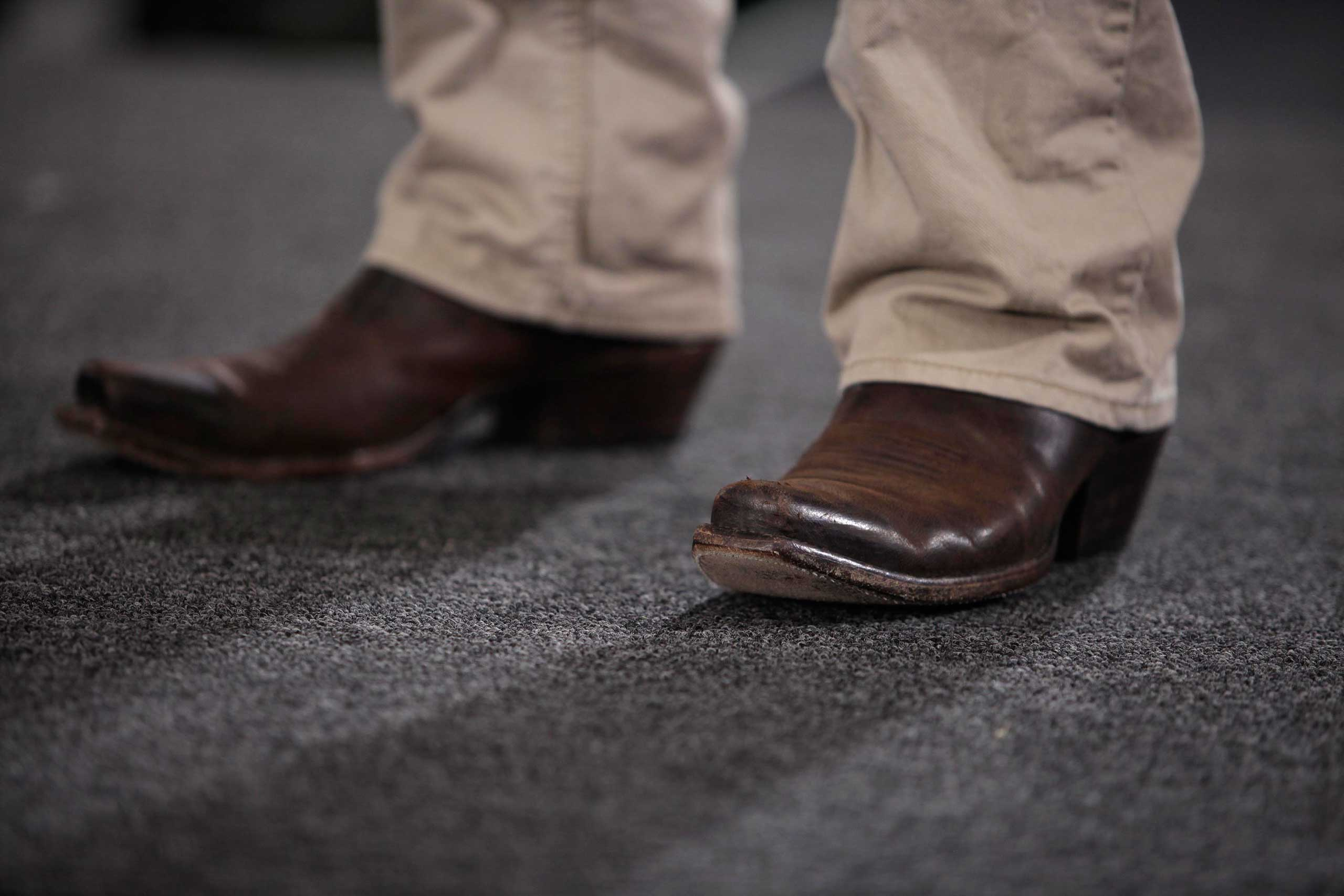 Even Rep. Paul Ryan of Wisconsin has been known to wear them.
