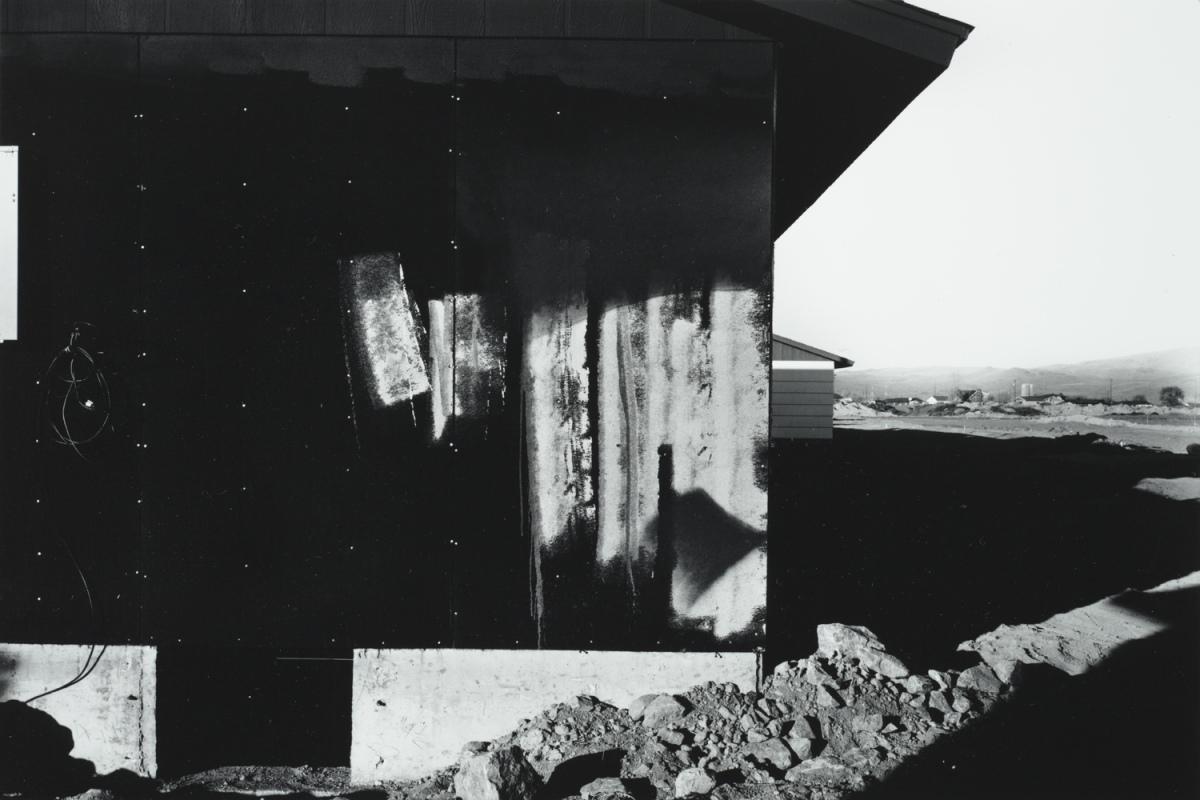 New Construction, Shadow Mountain, from the Nevada portfolio, 1977