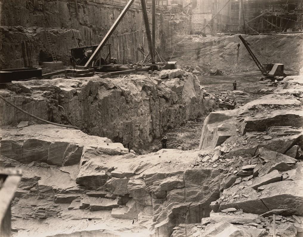 The Construction of Rockefeller Center, 1931