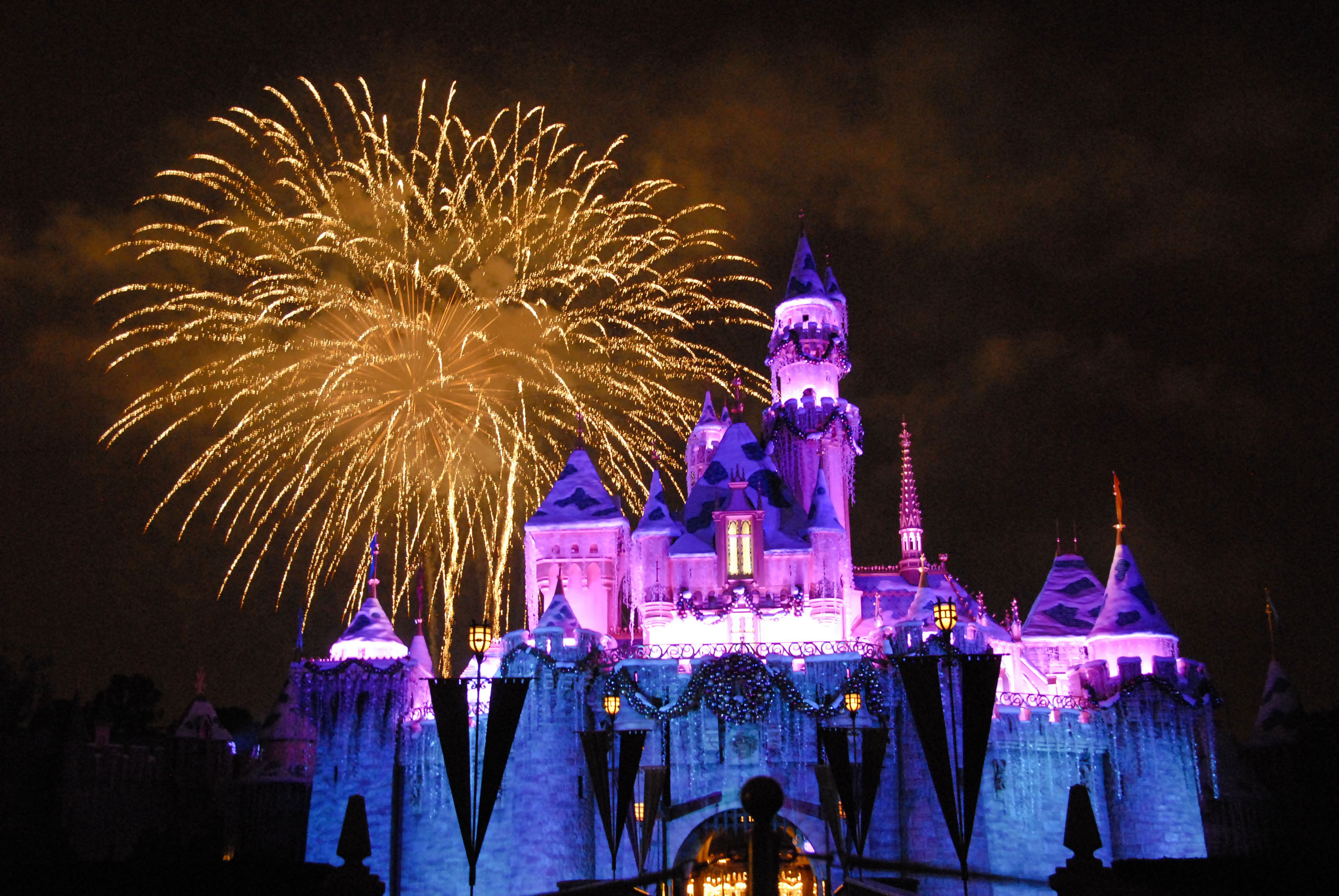 Get your shots first: The Magic Kingdom is feeling sick