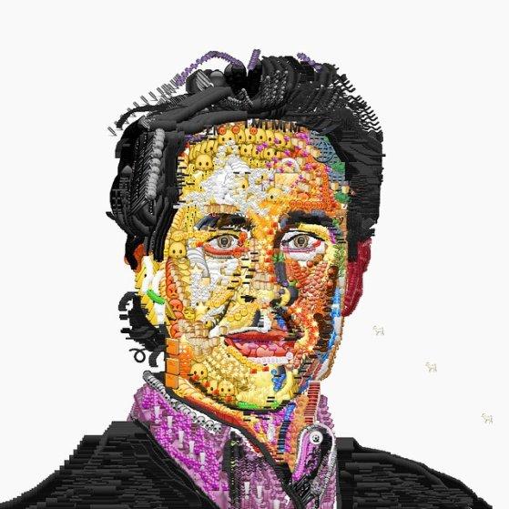 Emoji Portraits Yung Jake