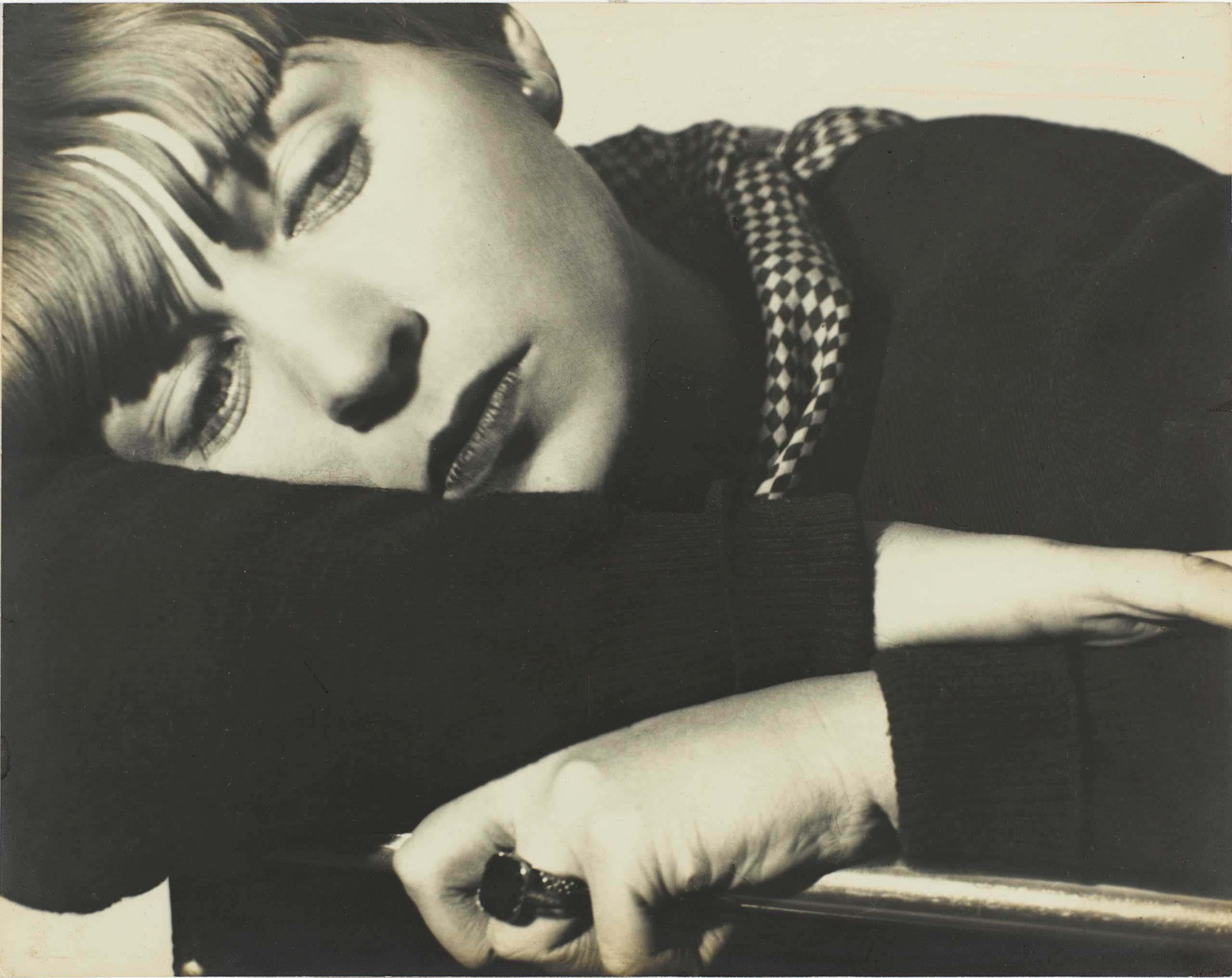 Portrait Composition, Tulia Kaiser, circa 1930
