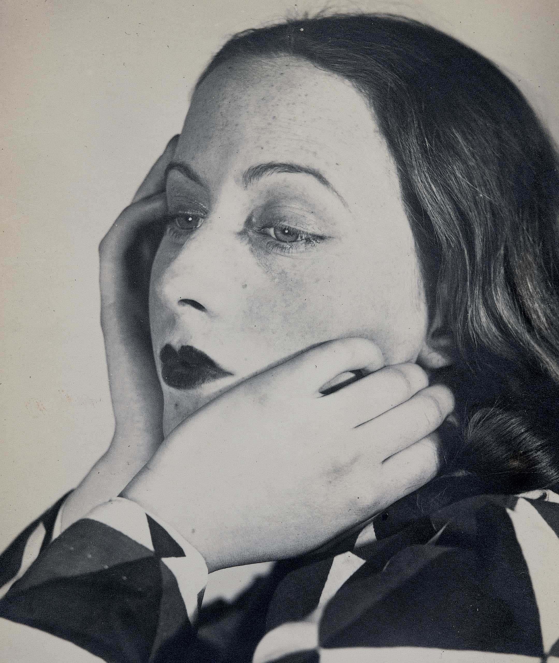 Portrait Composition, Cora, 1931