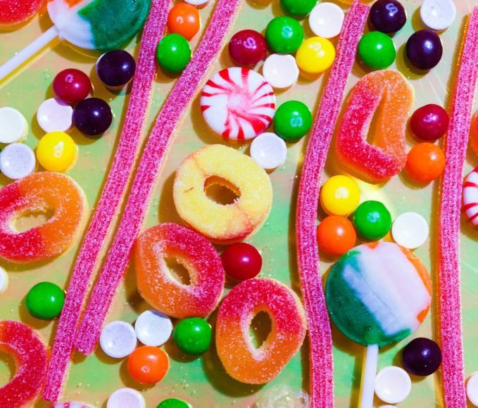 TIME.com stock photos Food Snacks Candy