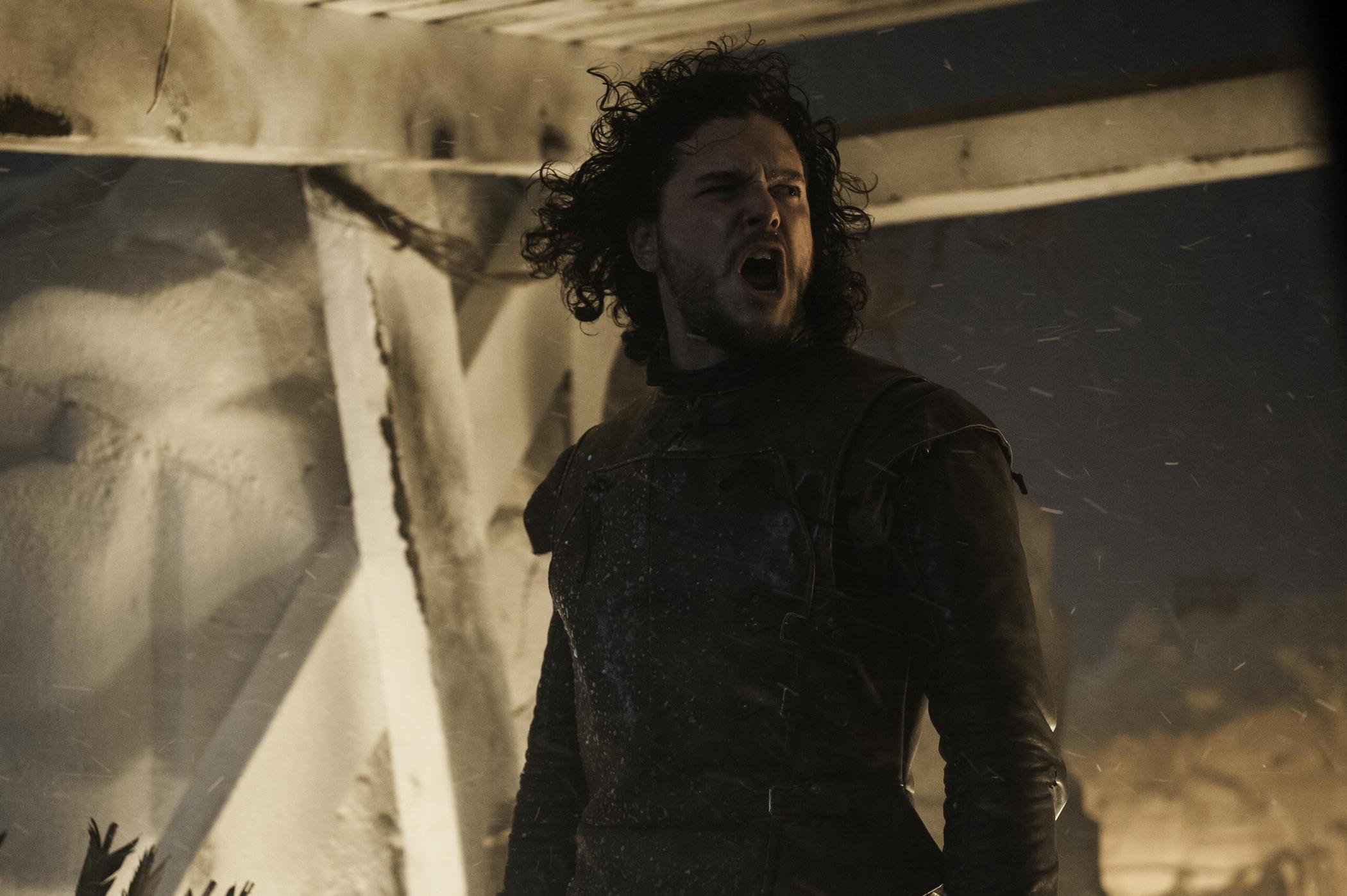Kit Harington on 'Game of Thrones'