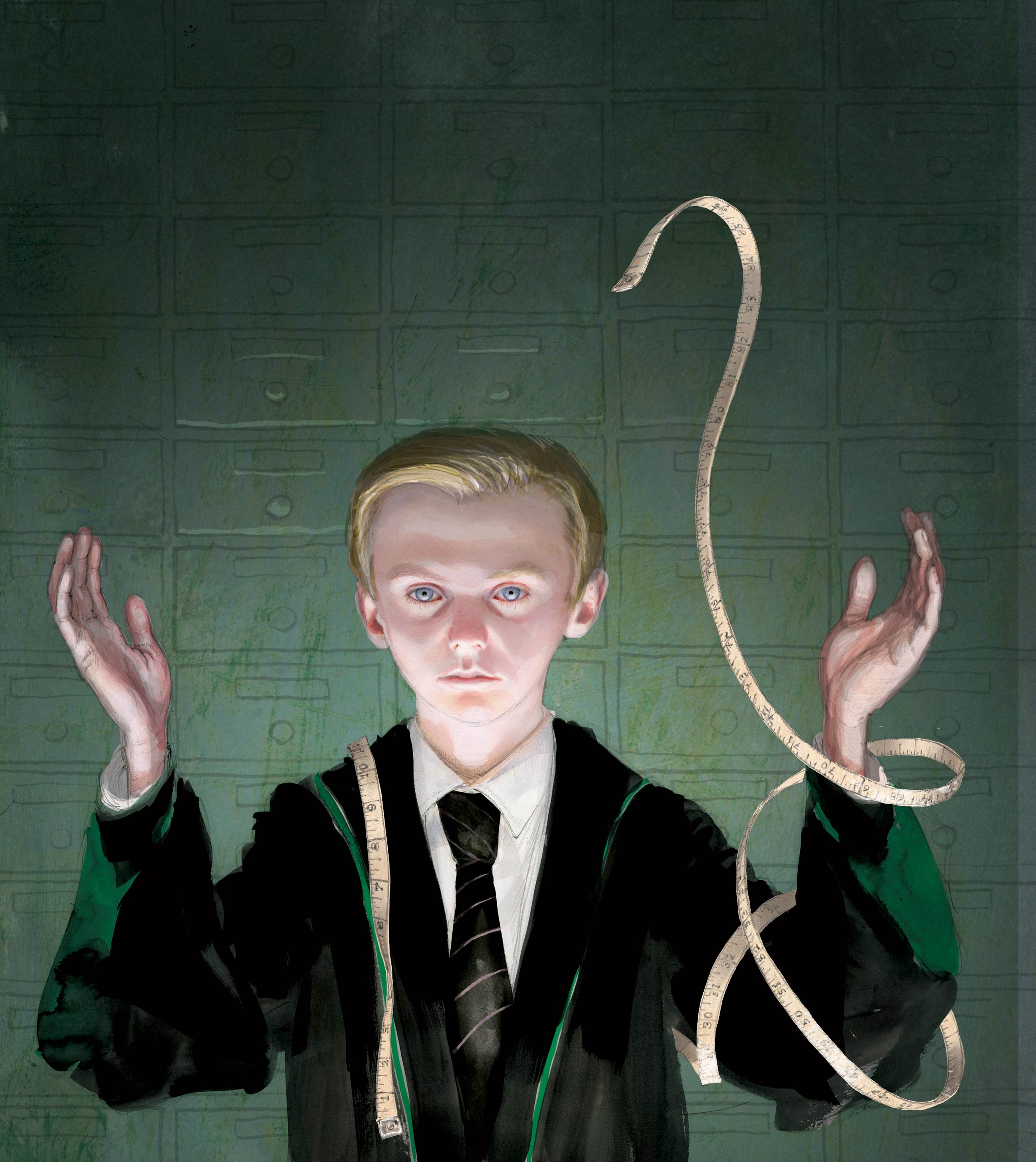 <strong>Draco Malfoy</strong>