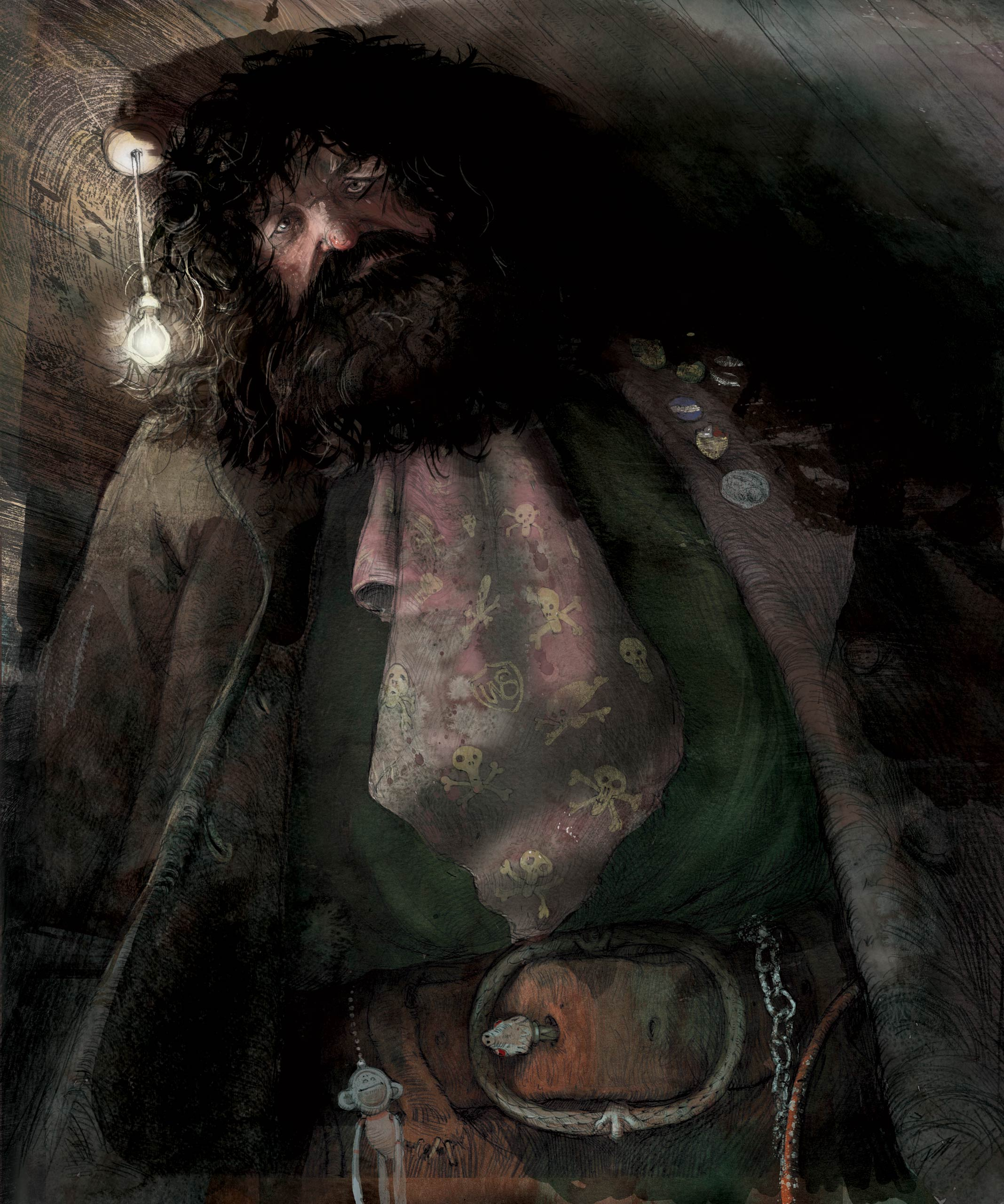 <strong>Rubeus Hagrid</strong>