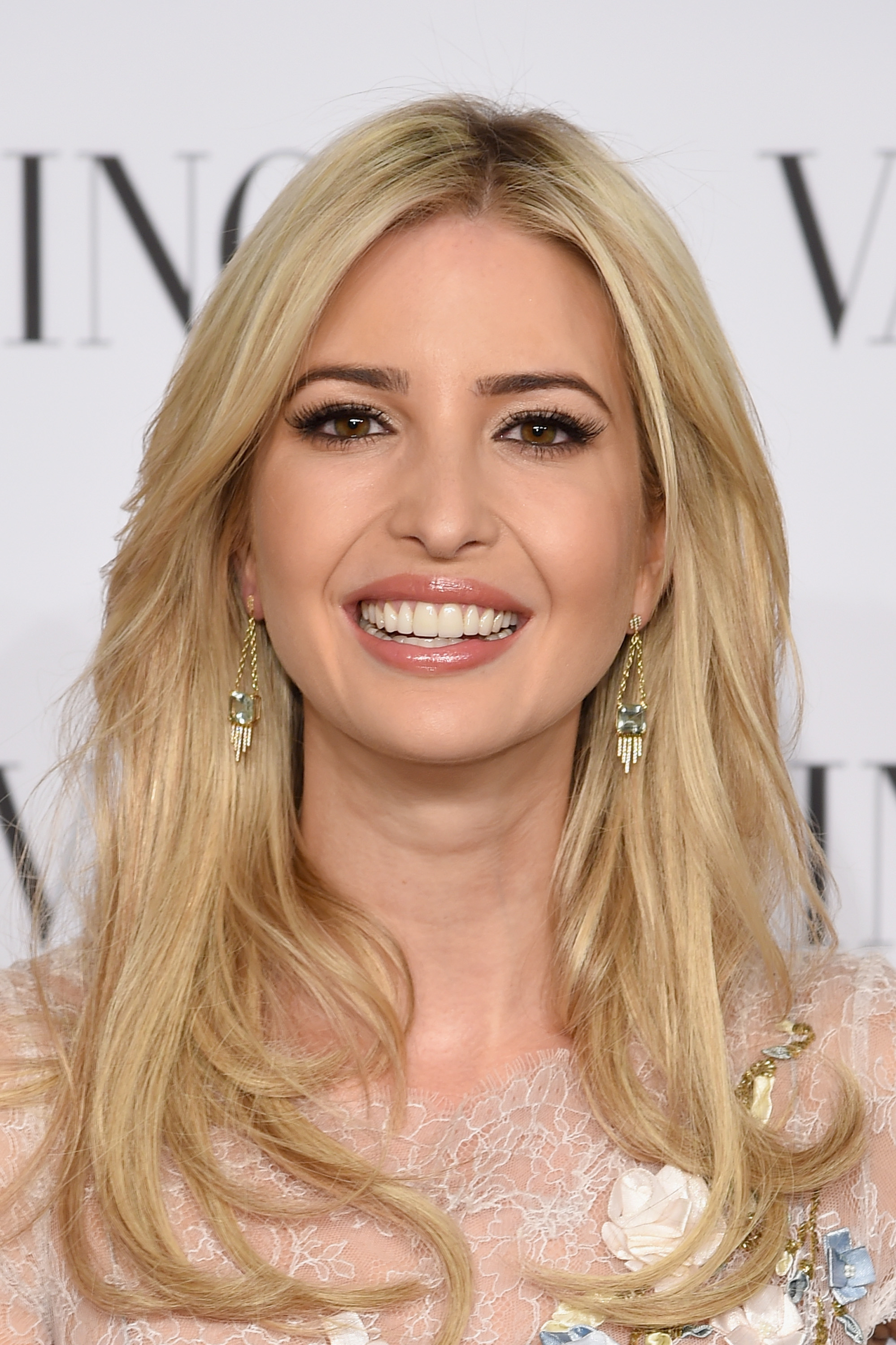 Ivanka Trump at the Valentino Sala Bianca 945 Event on Dec. 10, 2014 in New York City.