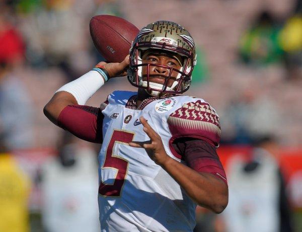 Jameis Winston Florida State Quarterback To Enter Nfl Draft