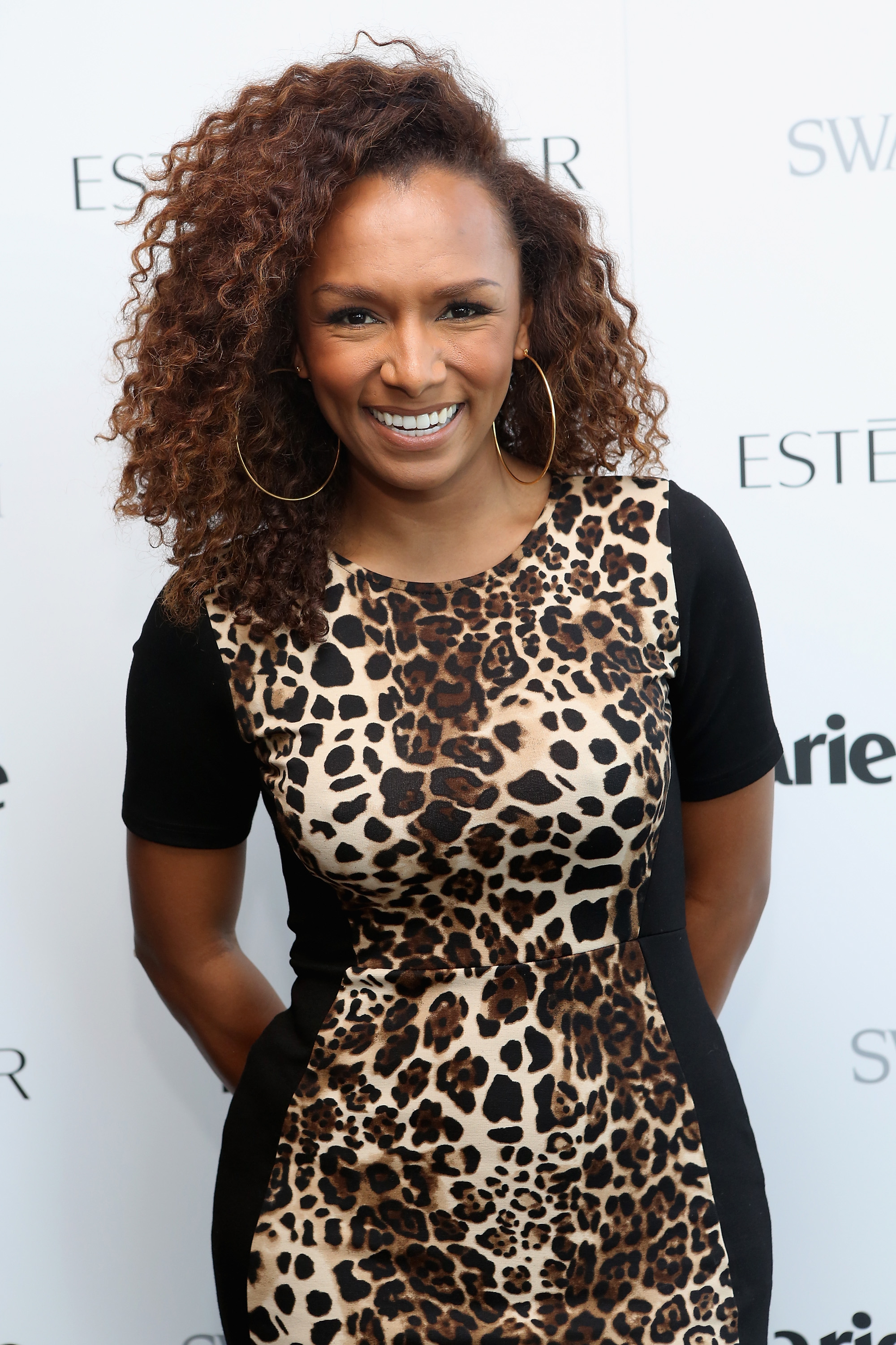 Writer Janet Mock attends Marie Claire's Second-Annual New Guard Lunch at Hearst Tower on Oct. 30, 2014 in New York City.