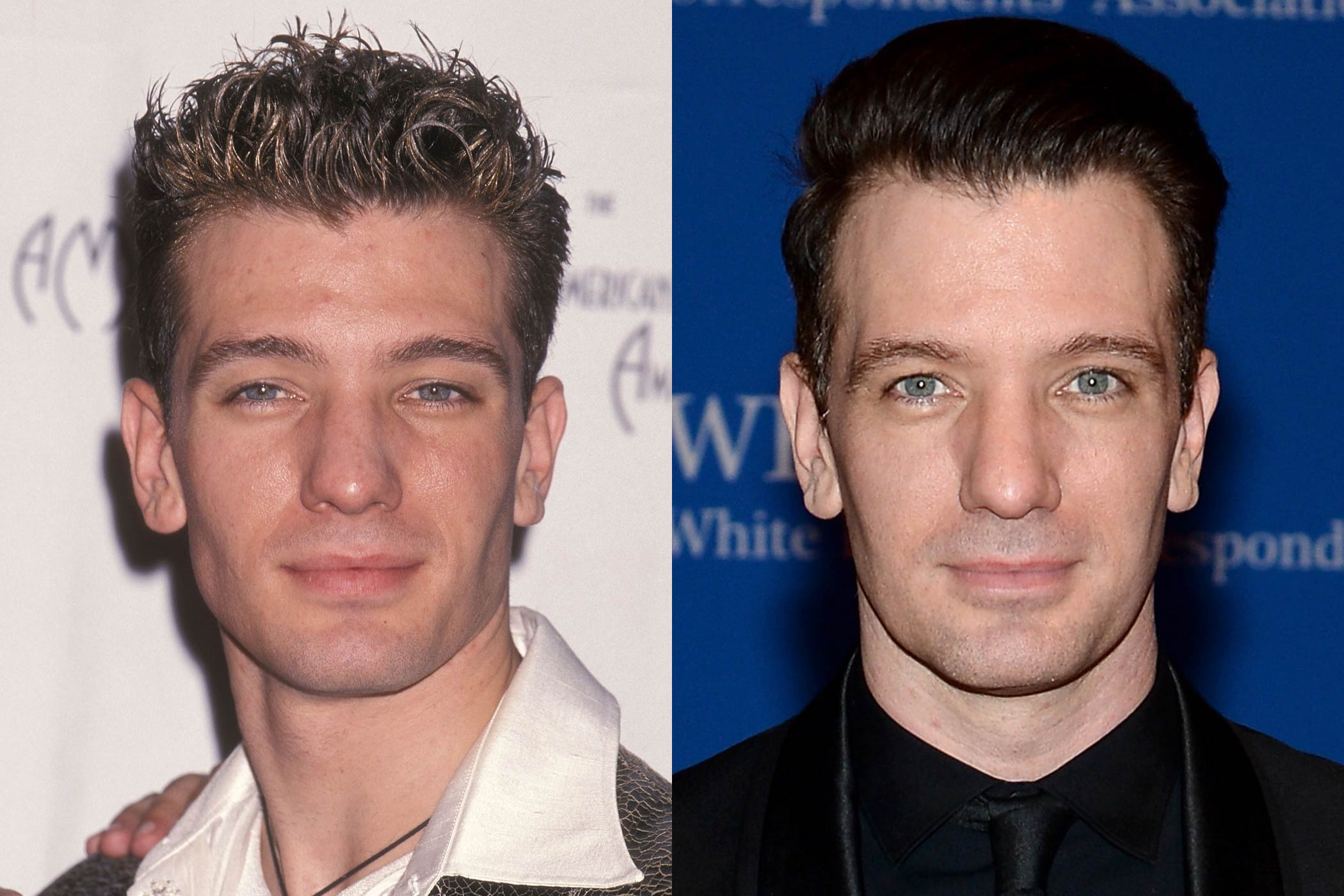 <strong>JC Chasez (NSYNC)</strong>