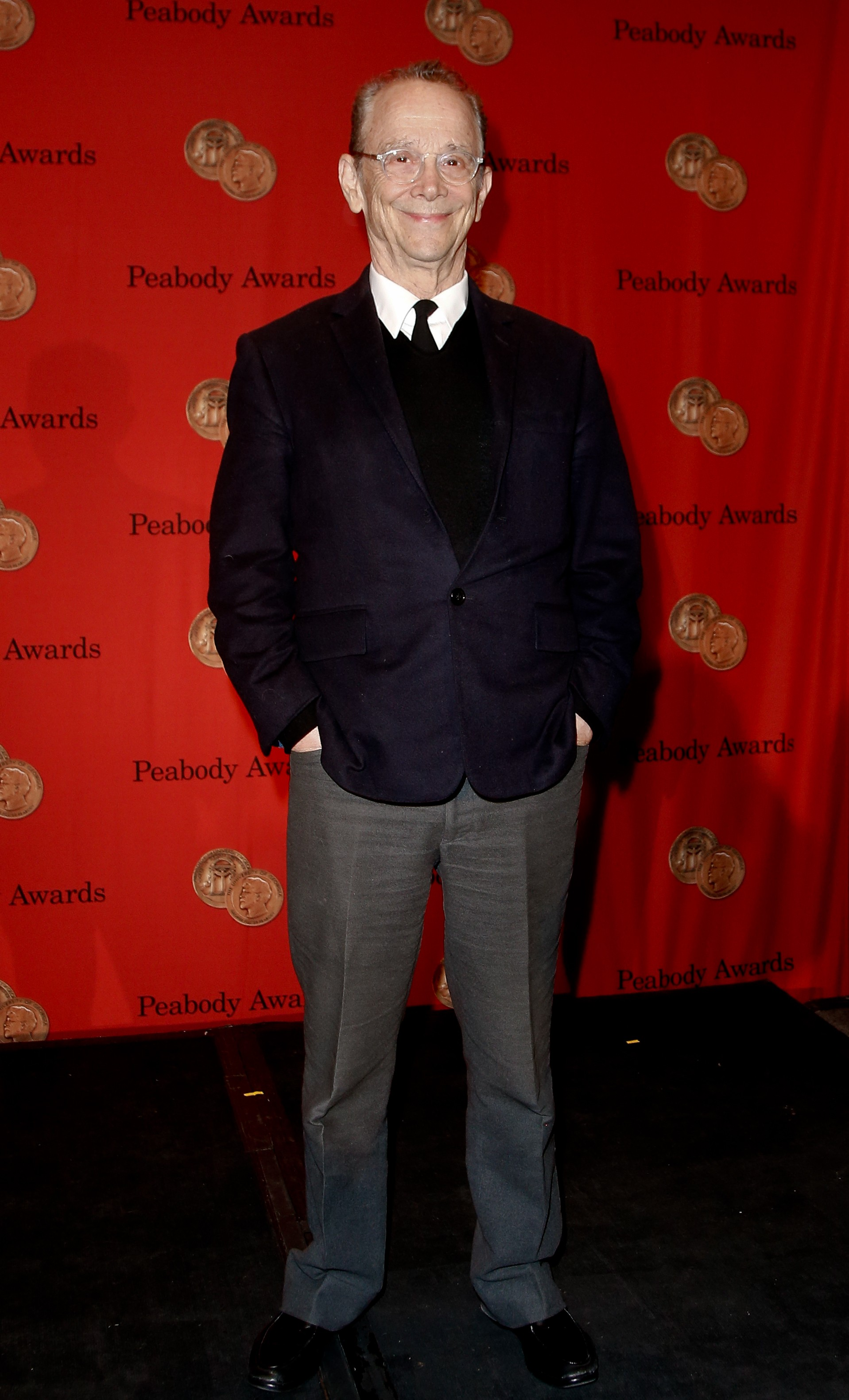 Actor Joel Grey attends the 73rd Annual George Foster Peabody Awards at the Waldorf Astoria on May 19, 2014 in New York.