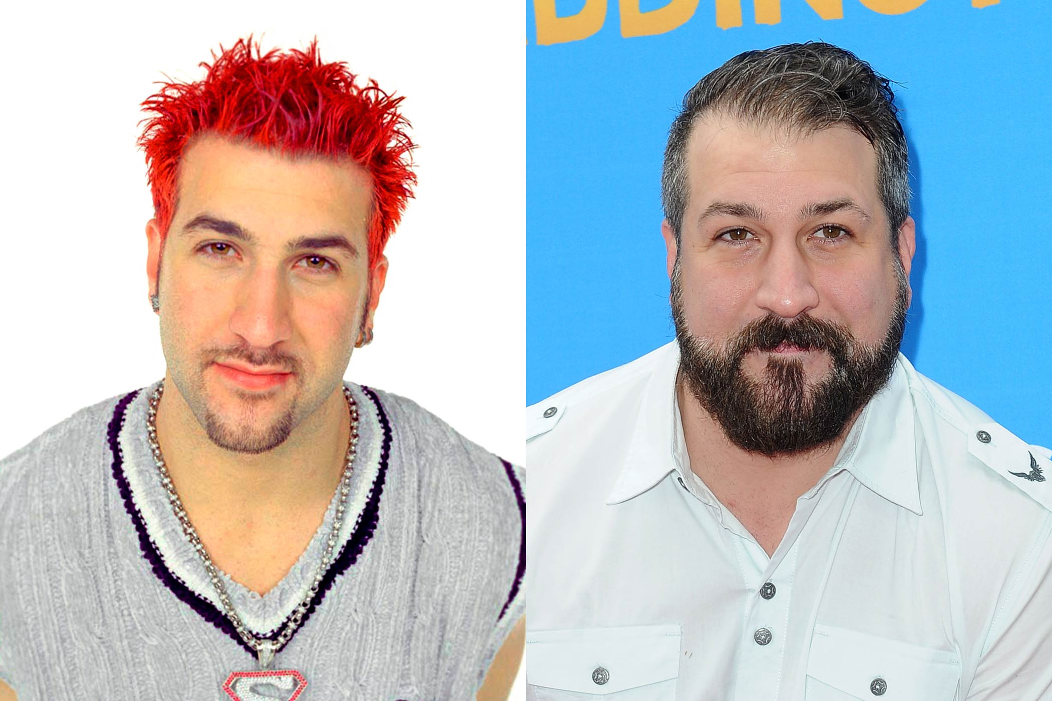 <strong>Joey Fatone (NSYNC)</strong>