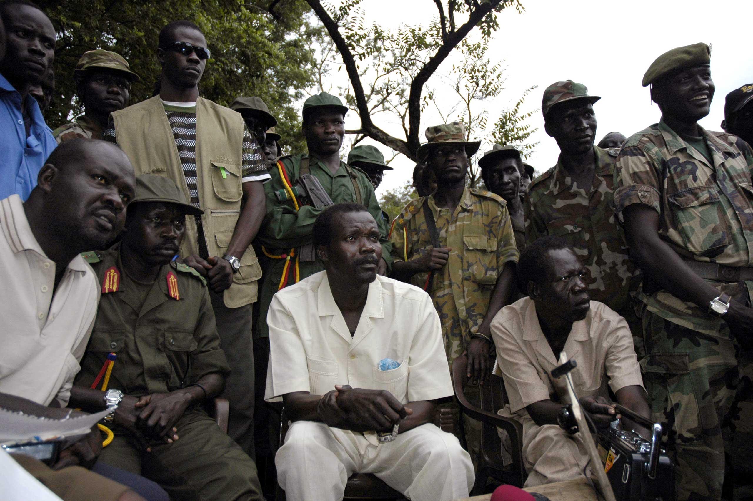 Civilian JTF frees 900 Nigerian child soldiers