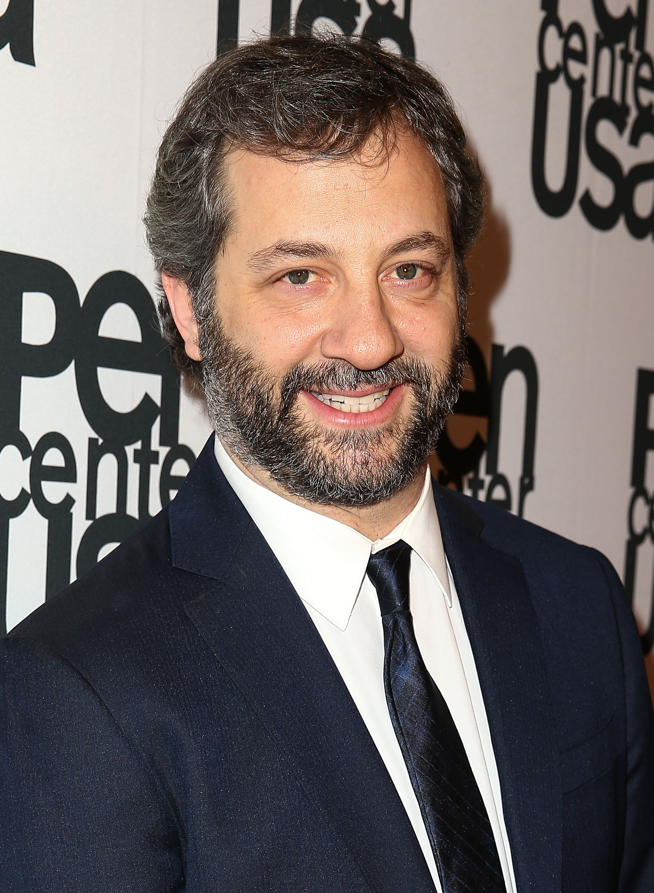 Director Judd Apatow attends PEN Center USA's 24th Annual Literary Awards Festival honoring Norman Lear at Regent Beverly Wilshire Hotel on November 11, 2014 in Beverly Hills, California.