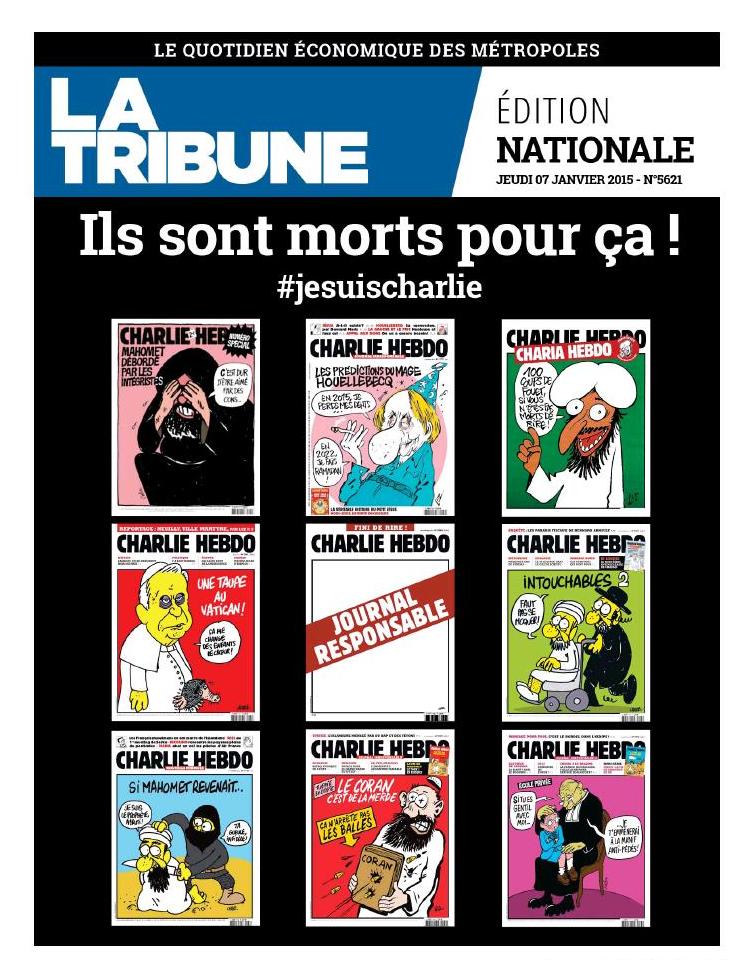 <i>La Tribune</i>, France