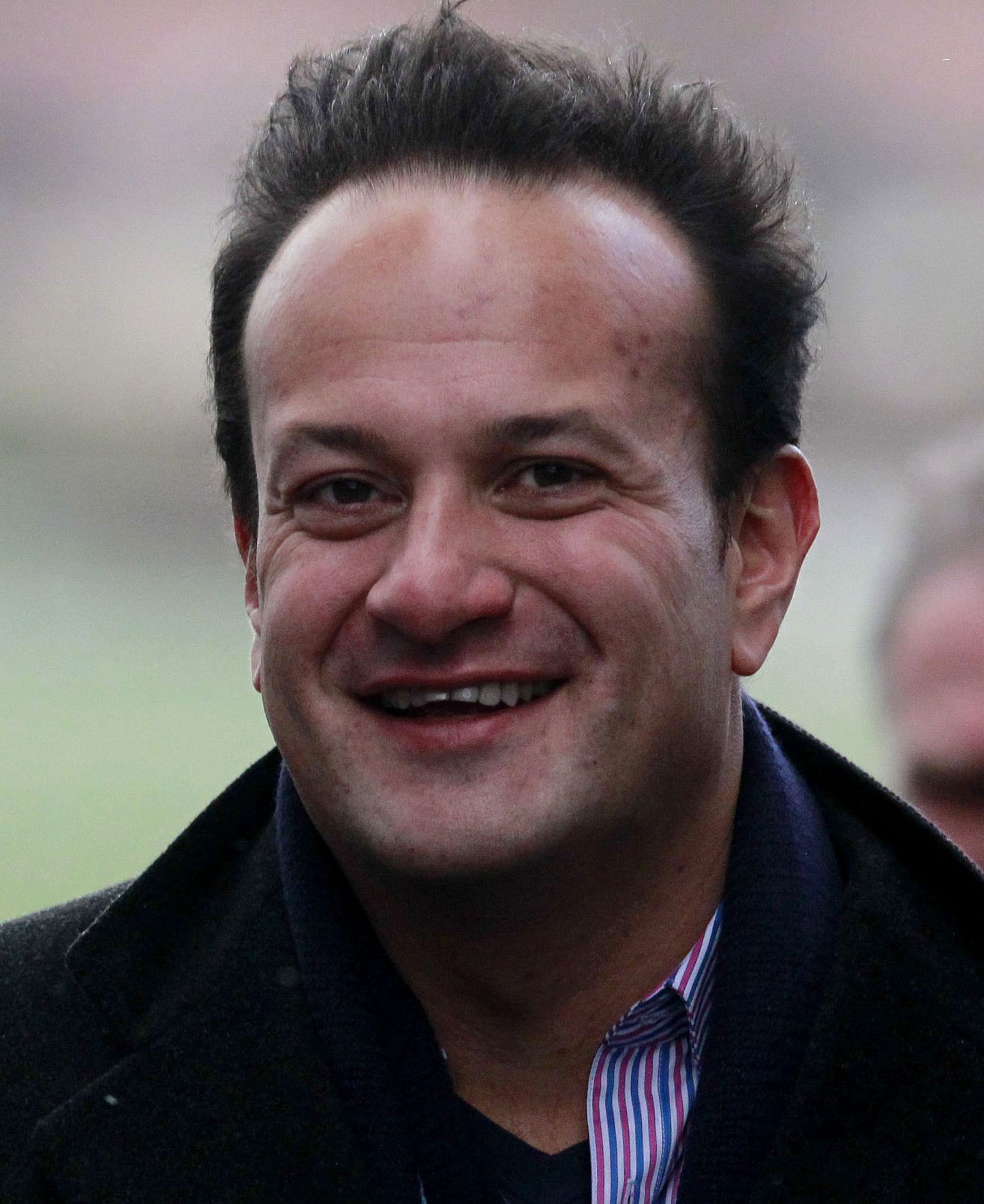 Irish Health minister Leo Varadkar, 36, who has publicly come out as gay, pictured here on Dec. 27, 2013.