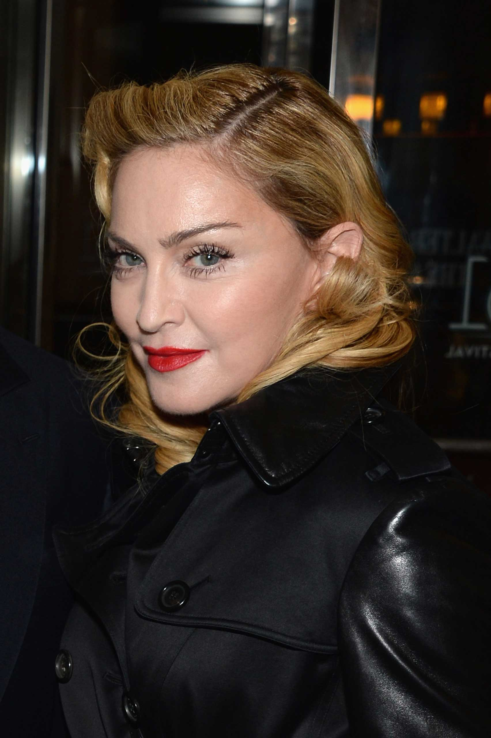 Madonna in New York in 2013.