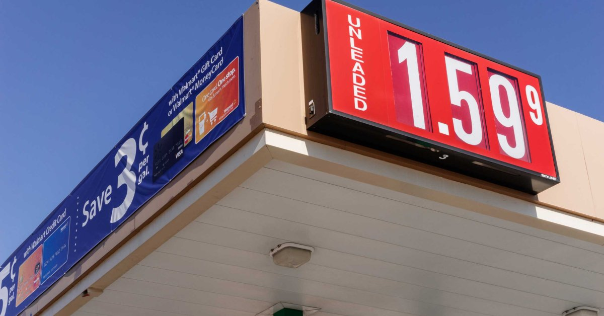 Walmart Gas Prices Near Me >> Cheap Gas Leads To An Unlikely Outcome Time