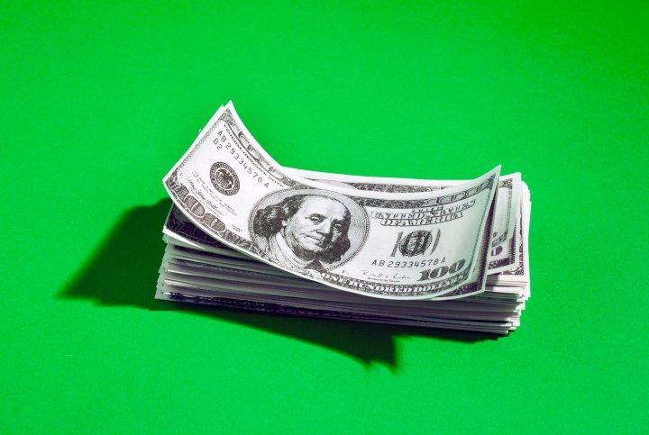 TIME.com stock photos Money Dollar Bills