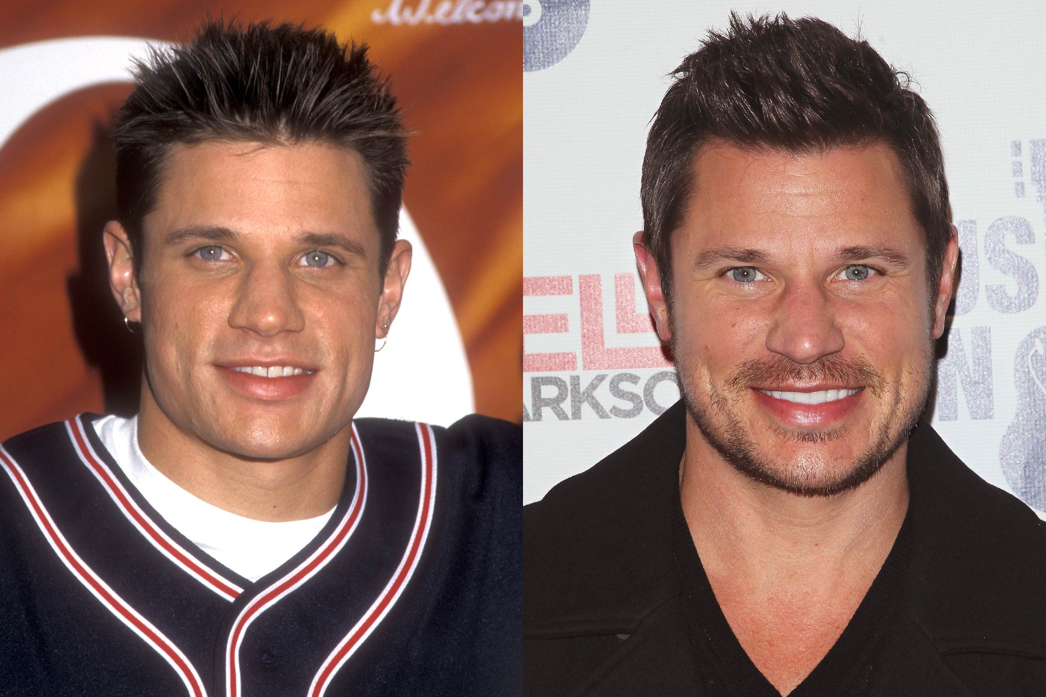 <strong>Nick Lachey (98°)</strong>