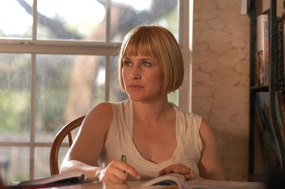 Patricia Arquette as Olivia Evans in Boyhood