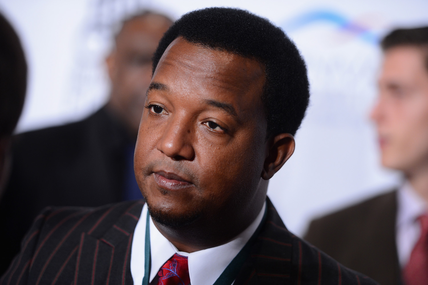 Former baseball player Pedro Martinez attends the 29th Annual Great Sports Legends Dinner to benefit The Buoniconti Fund to Cure Paralysis in New York City on September 29, 2014.