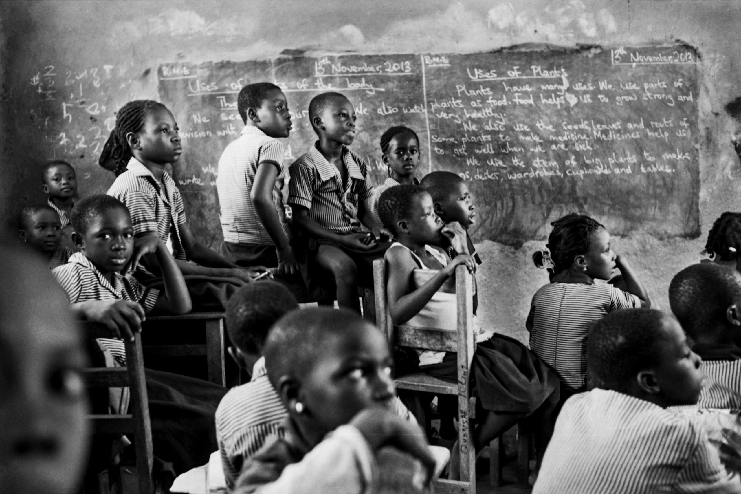Nii Obodai Provencal, Big Dreams: Life Built on Gold                               Magnum Foundation Emergency Fund Awardee