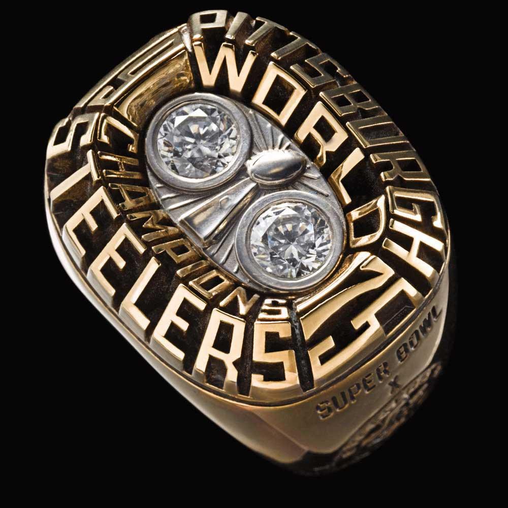 Super Bowl X - Pittsburgh Steelers