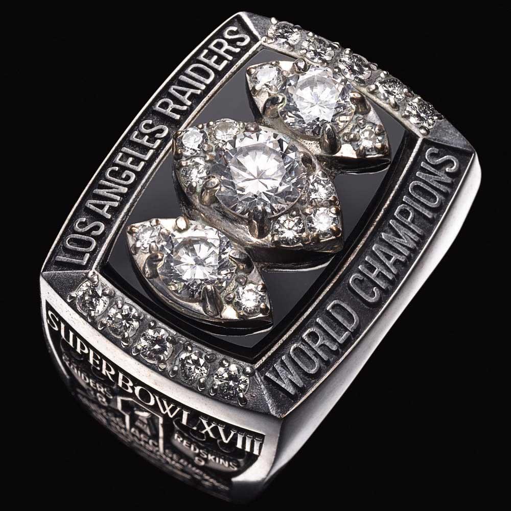 Super Bowl XVIII - Los Angeles Raiders