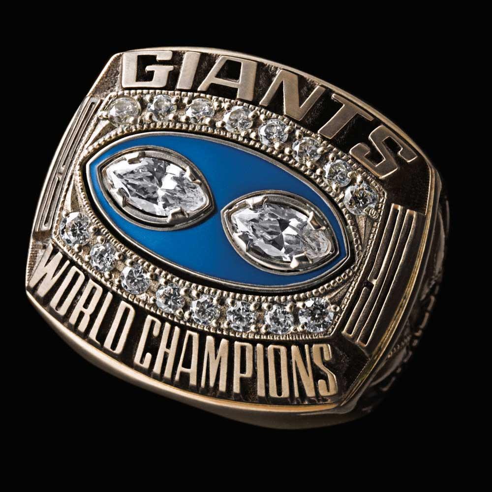 Super Bowl XXV - New York Giants