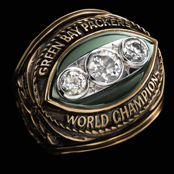 Super Bowl II - Green Bay Packers