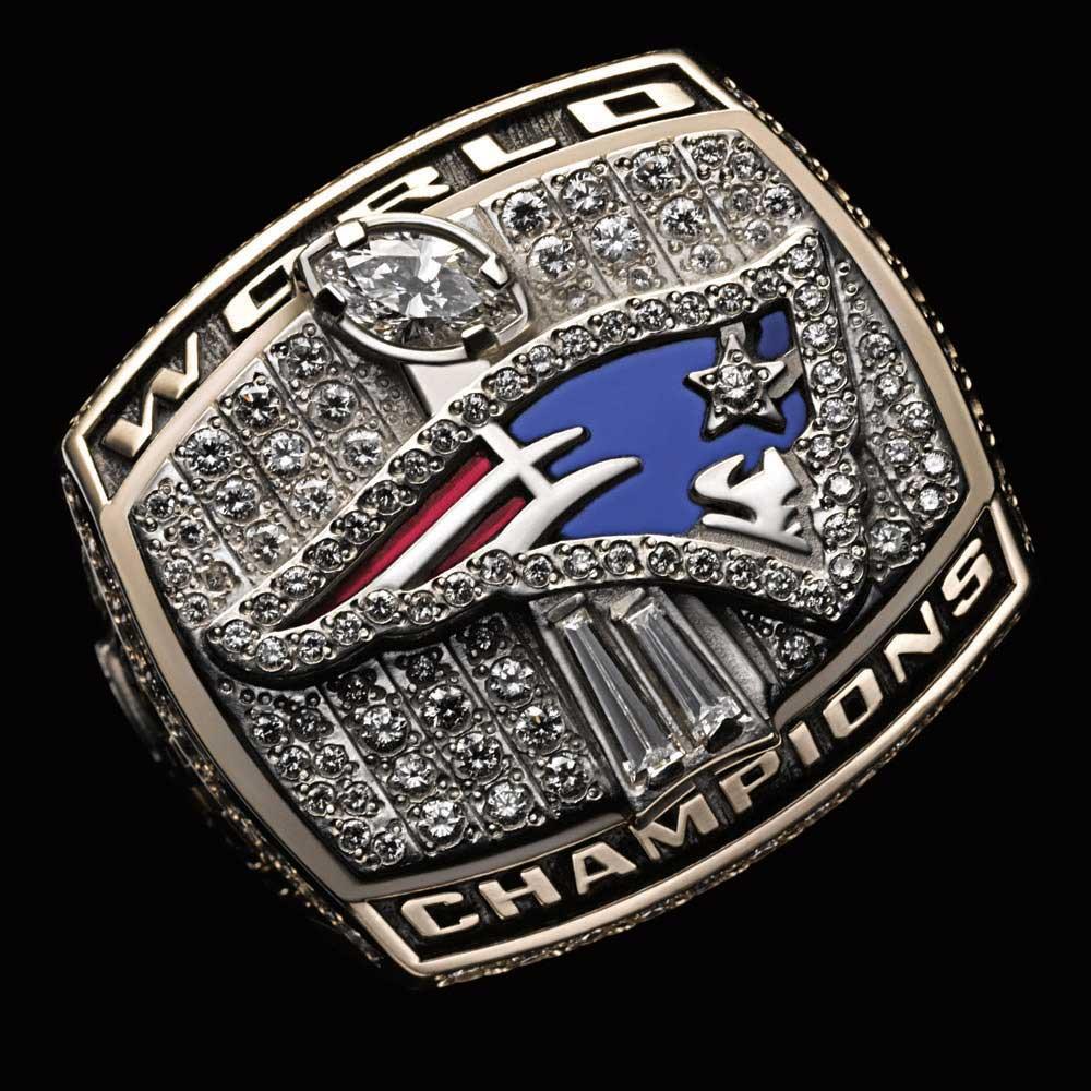 Super Bowl XXXVI - New England Patriots