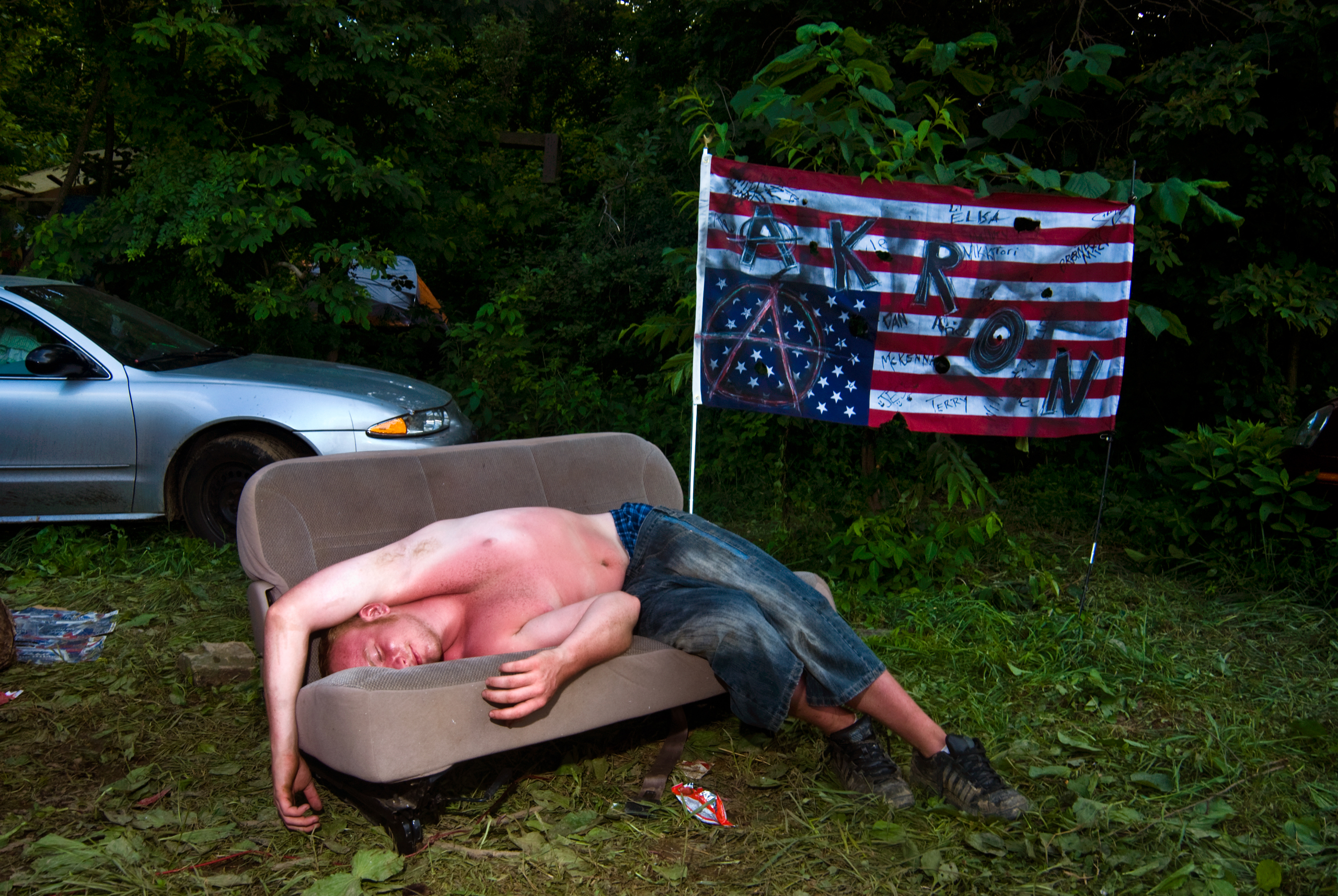 From the series, From the Study on Post-Pubescent Manhood, 2009