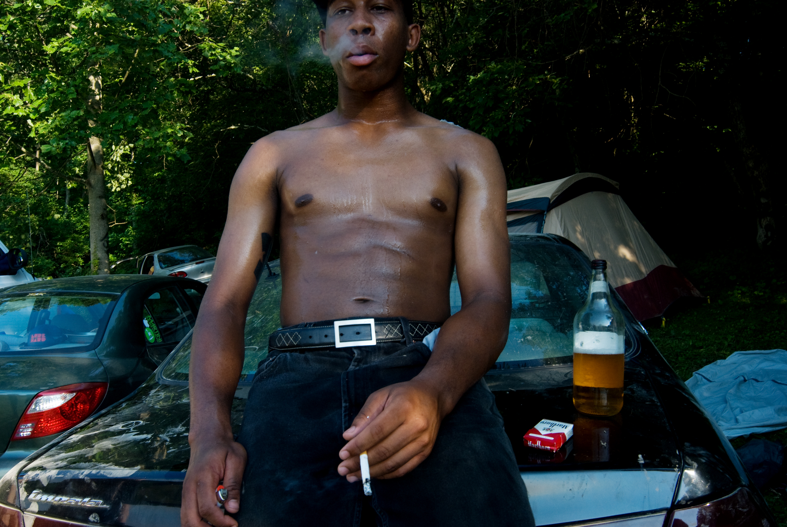 From the series, From the Study on Post-Pubescent Manhood, 2010