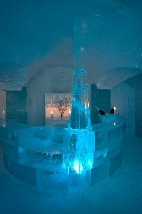Sorrisniva Igloo Hotel, Alta, Norway