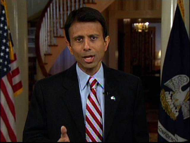 Louisiana Gov. Bobby Jindal gave the response to Barack Obama in 2009. It was poorly received, setting back his national prospects.