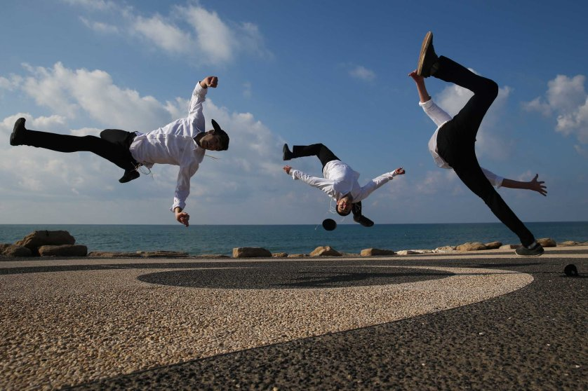 Ultra Orthodox Capoeira