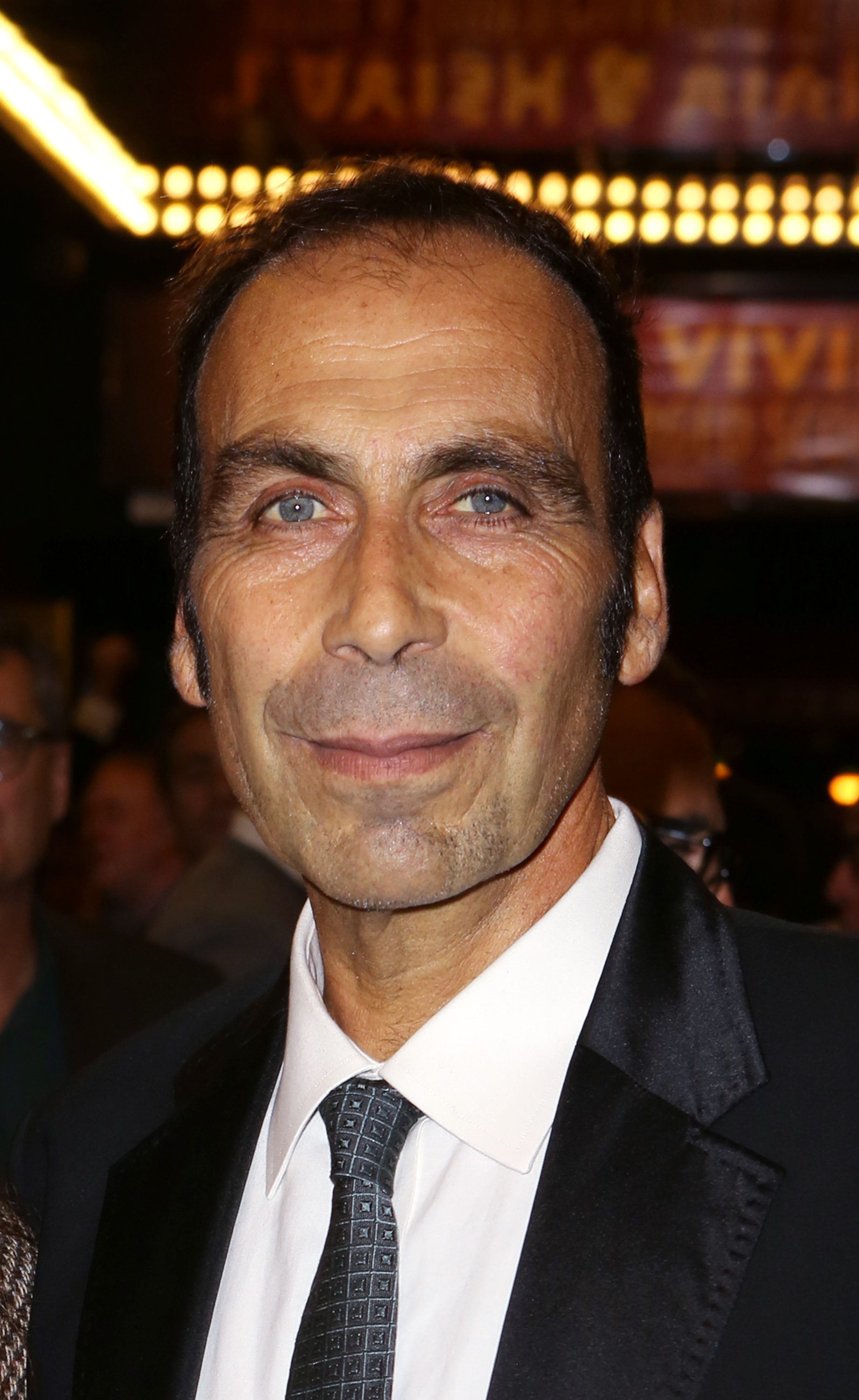 Taylor Negron in New York City on Oct. 28, 2014.