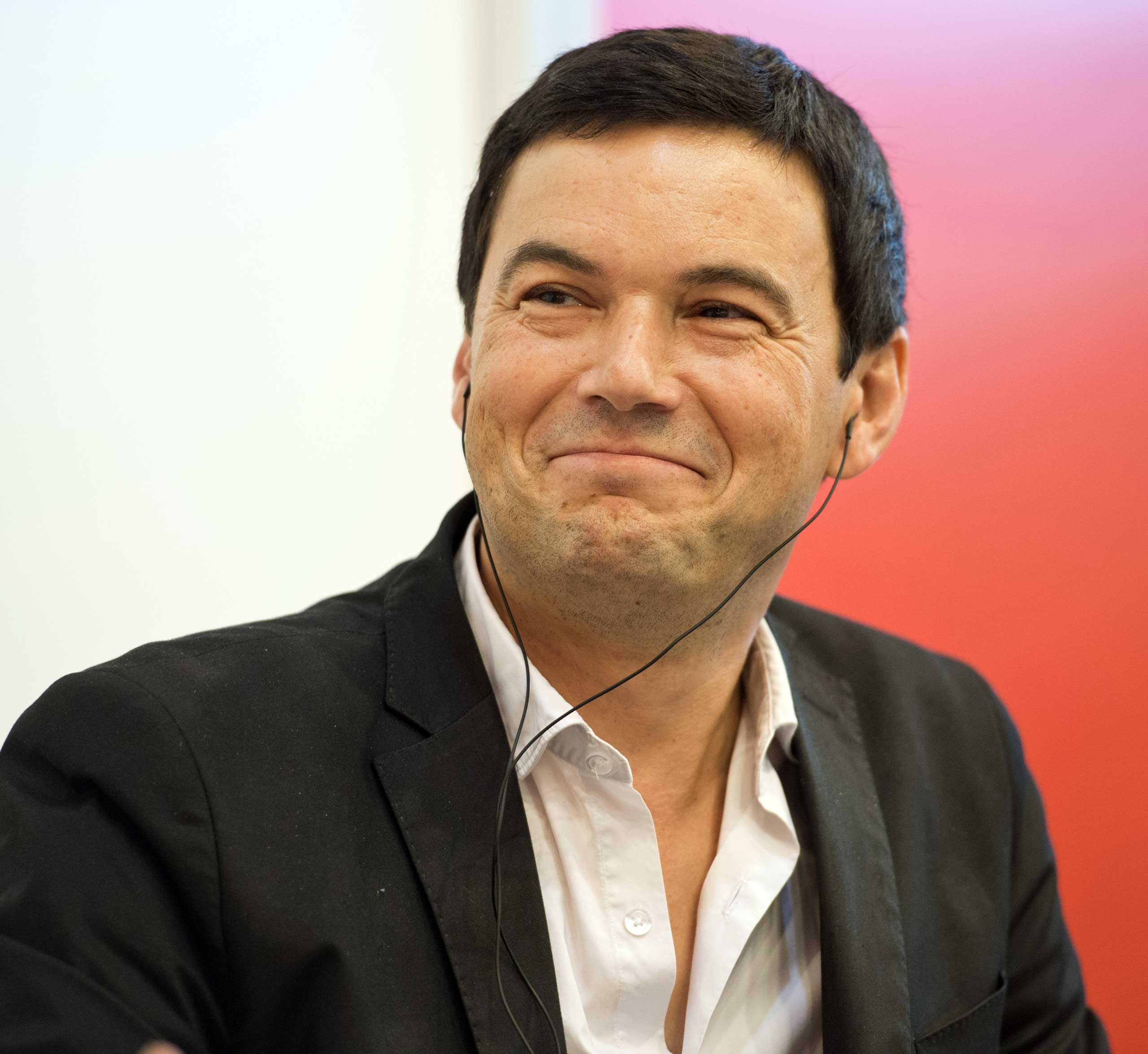 Economist Thomas Piketty in Frankfurt, Germany, in Oct. 2014.