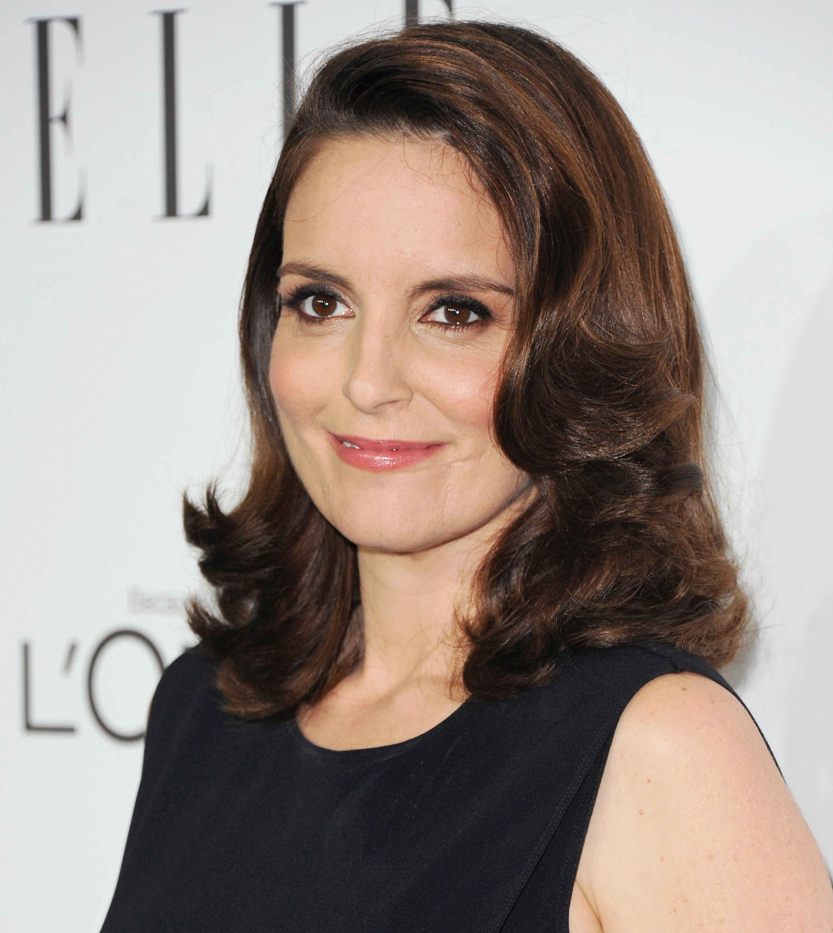 Actress Tina Fey arrives at the 21st Annual ELLE Women In Hollywood Awards on Oct. 20, 2014 in Beverly Hills.