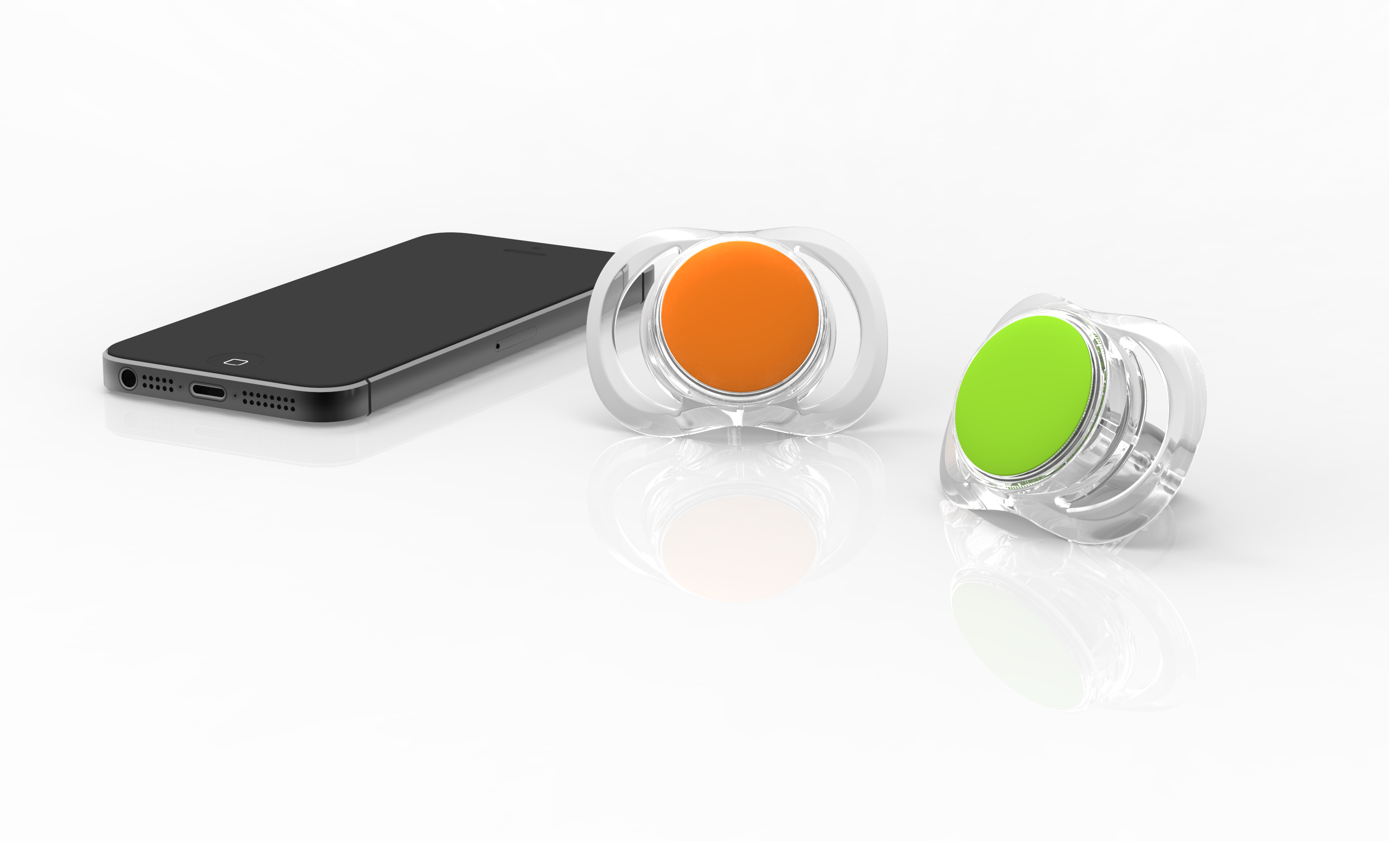 The Pacif-i Smart Pacifier