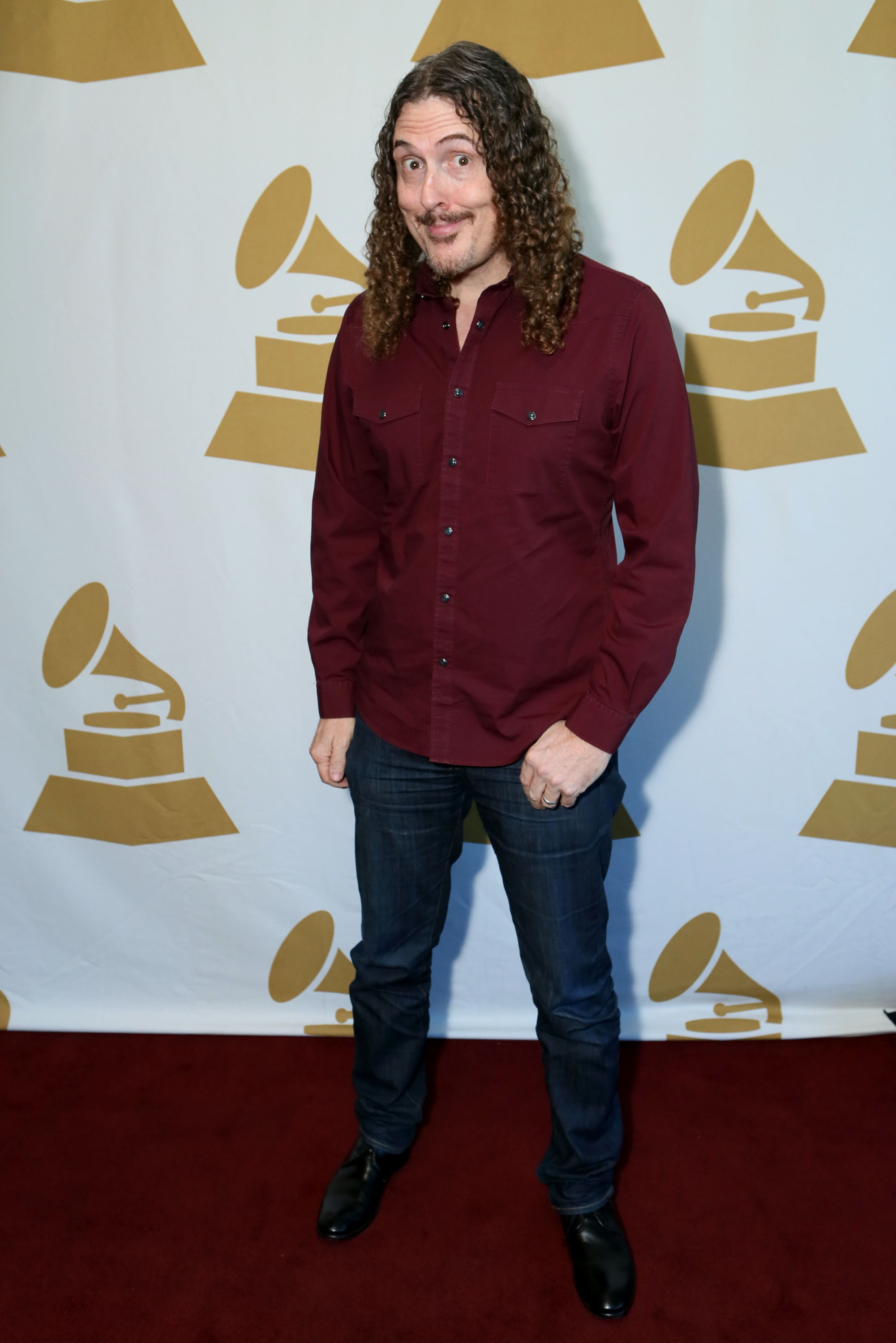 57th Annual GRAMMY Awards nominee Al Yankovic attends Los Angeles GRAMMY Nominee Celebration - LA Chapter on Jan. 17, 2015 in West Hollywood, Calif.