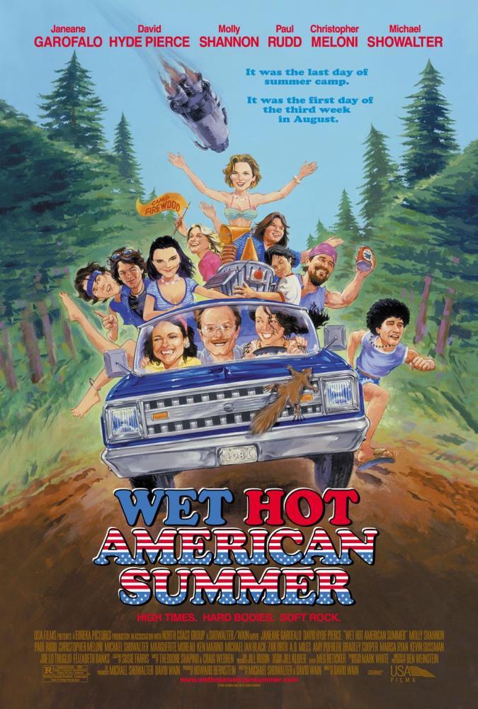 'Wet Hot American Summer'